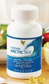 Forever Arctic Sea Omega-3 ajuta la protejarea sistemului cardio-cascular