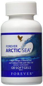 Omega 3 si omega 9 in Forever Arctic Sea Omega-3
