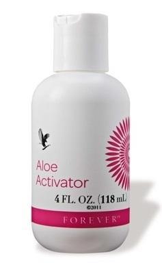 Aloe Activator proseda un pH echilibrat