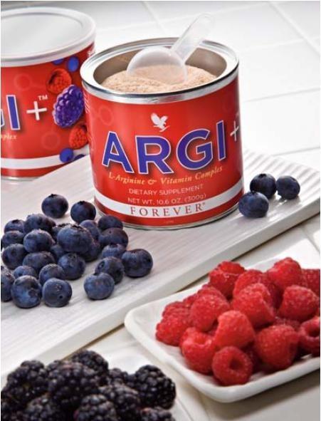 Forever Argi Plus este benefinc pentru sanatate