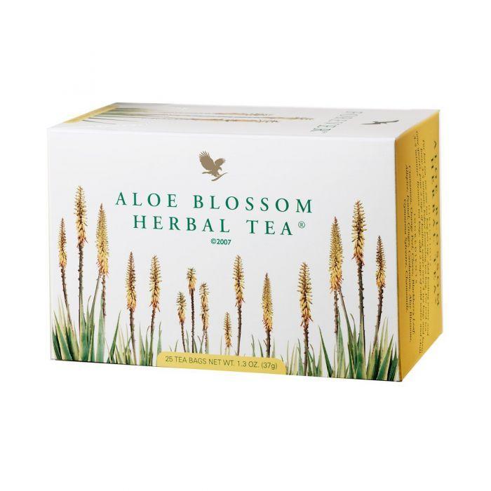 Ceai pe baza de aloe vera de la FLP Aloe Blossom Herbal Tea