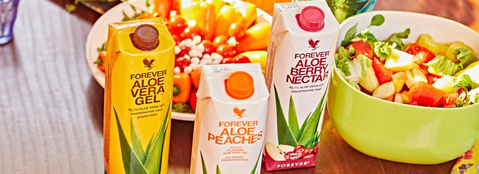 Aloe Vera - Produse aloe vera Forever Living Products